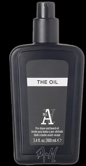 Aceite para barba y pre-afeitado THE OIL de ICON